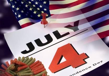 С Днем Независимости, Америка!