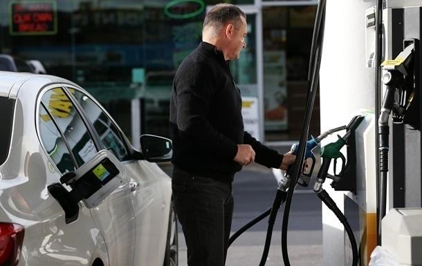 Цена на бензин в Украине