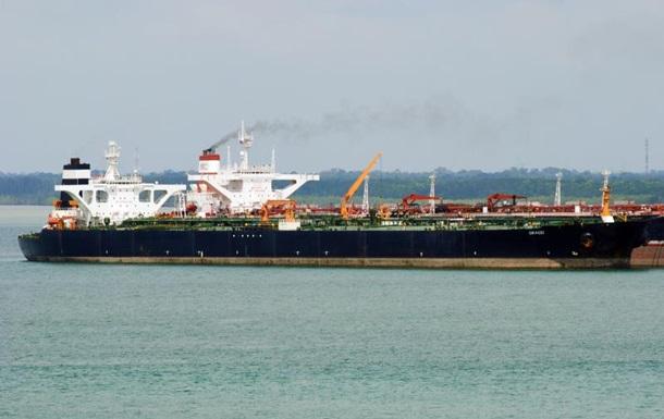 В Гибралтаре задержан супертанкер c нефтью
