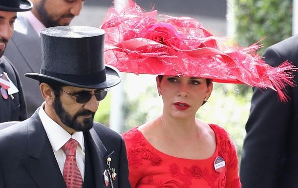 Одна из шести. Почему сбежала жена правителя Дубая