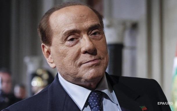 Путин встретился с Берлускони