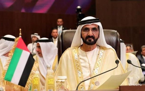 Премьер ОАЭ будет судиться со сбежавшей женой
