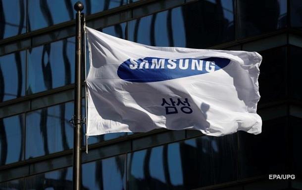 Прибуток Samsung скоротився удвічі