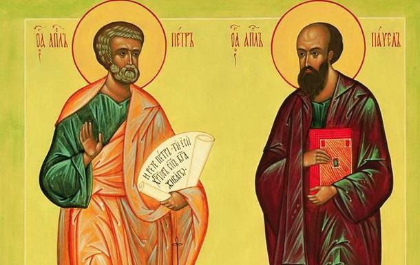История и традиции Дня Петра и Павла в Украине