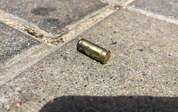 У центрі Києва стріляли з пістолета