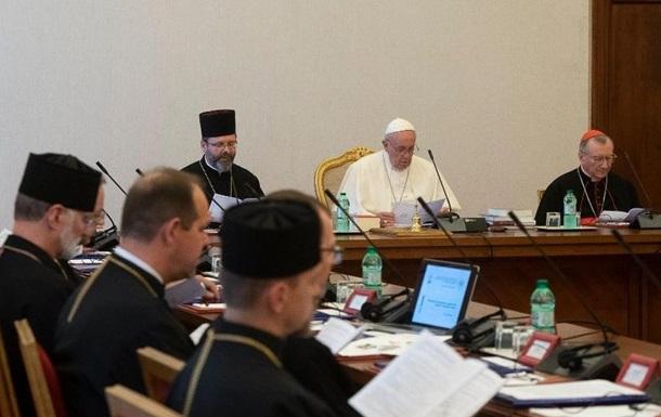Папа Римський: Україна поранена  гібридним  конфліктом