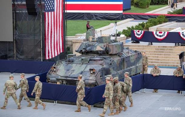 Трамп как Ким. Первый за 27 лет военный парад США