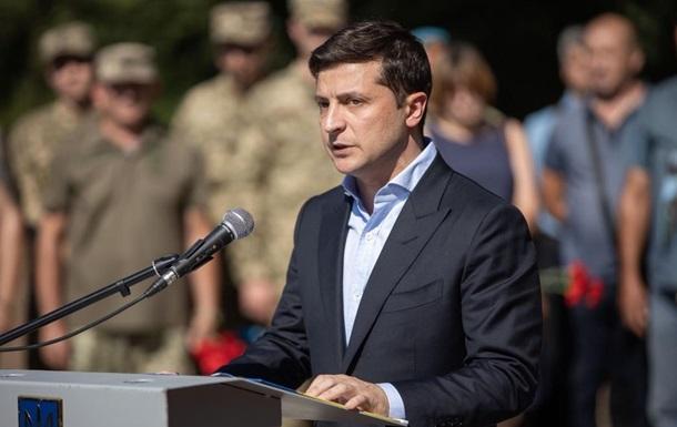Зеленський назвав головні завдання на Донбасі