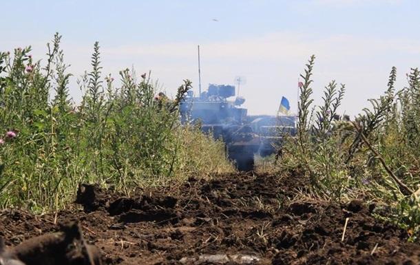 Сутки на Донбассе: 28 обстрелов, шесть раненых