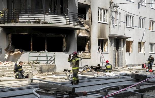 У Польщі в житловому будинку вибухнув газ, є жертви