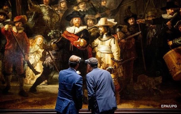 «Операция Ночной дозор»: картину Рембрандта реставрируют врежиме онлайн