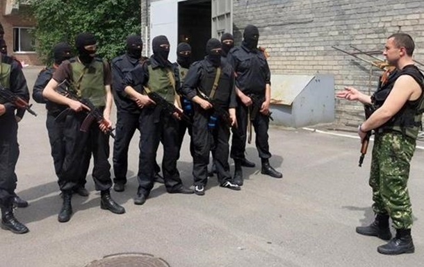 Русские военные массово едут убивать жителей ДНР