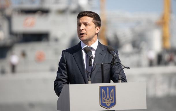 Зеленский не знает о связях будущего главы Одесской ОГА с сепаратистами