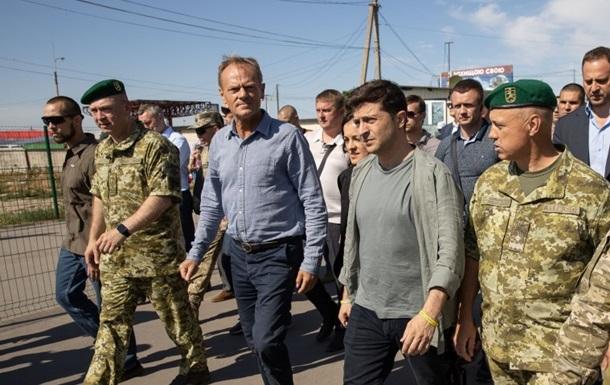 Итоги 07.07: Туск на Донбассе и успех Трампа