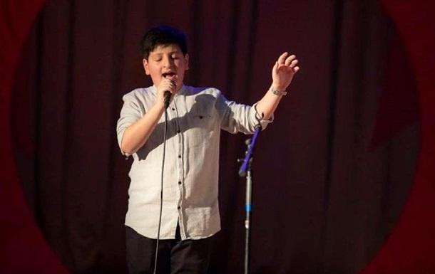 Олександр Зазарашвілі виграв шоу Голос.Діти