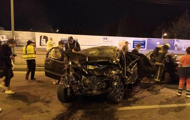 В Харькове полицейский погиб в ДТП