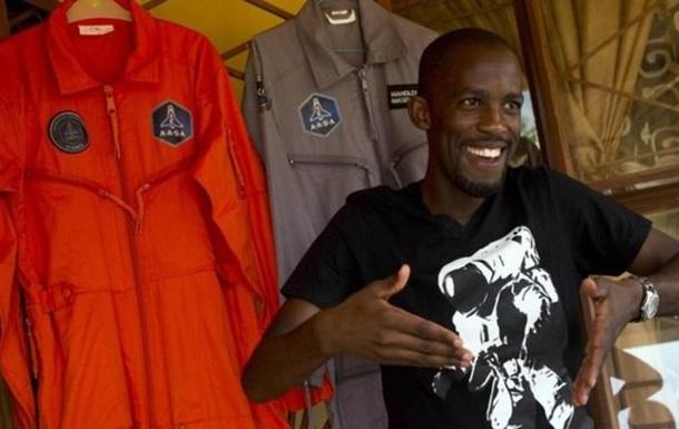 В ДТП погиб первый чернокожий африканский кандидат на полет в космос