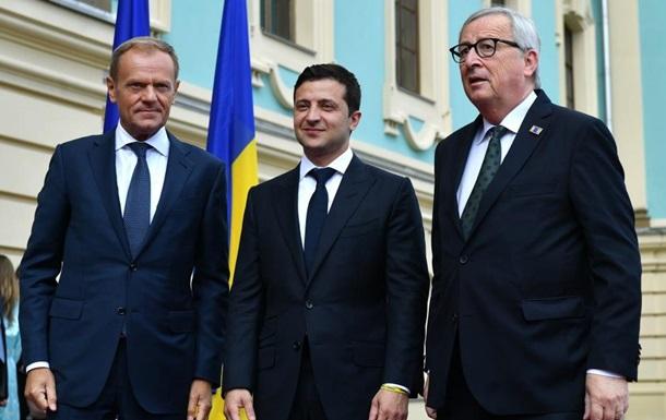 У Києві розпочався саміт Україна-ЄС