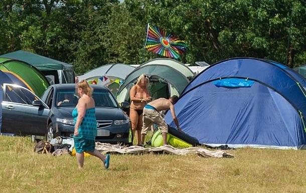 Женщину хватил удар на фестивале свингеров