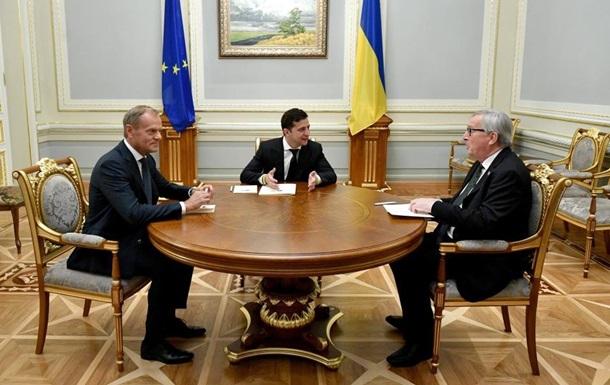 Cаммит Украина - ЕС 8 июля