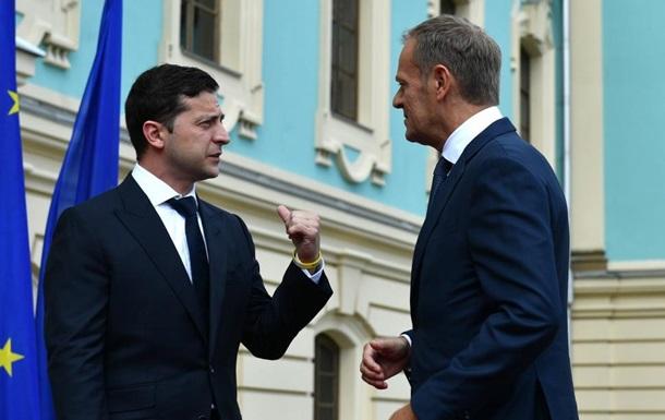 Зеленський розповів, як повернути мир на Донбас