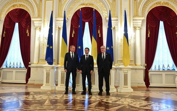 Зеленський: Саміт Україна - ЄС може бути останнім