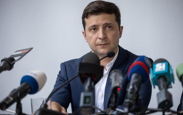 Зеленский дал сепаратистам неделю на демонтаж укреплений