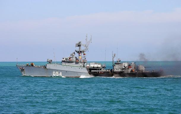 В Азовське море увійшов російський протичовновий корабель