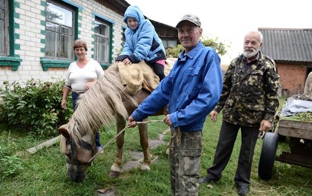 Сільське населення України скоротилося на третину за 10 років