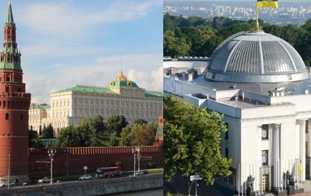 Москва сошла с украинской орбиты