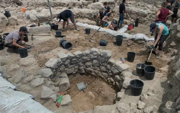 В Израиле нашли библейский город