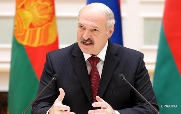 Лукашенко про союз з Росією: Ми з Путіним дали відповідь