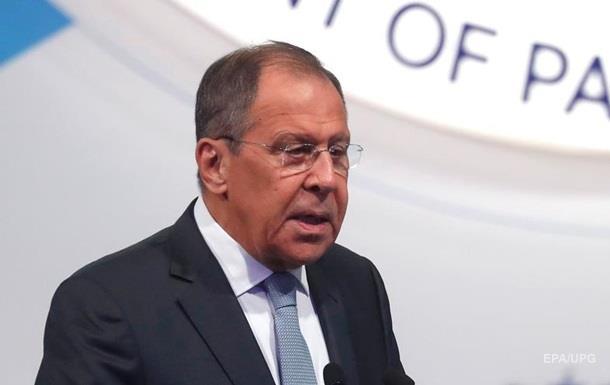 Лавров оценил идею Зеленского о переговорах