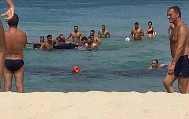 Олімпійський чемпіон з плавання врятував потопельника на Сардинії