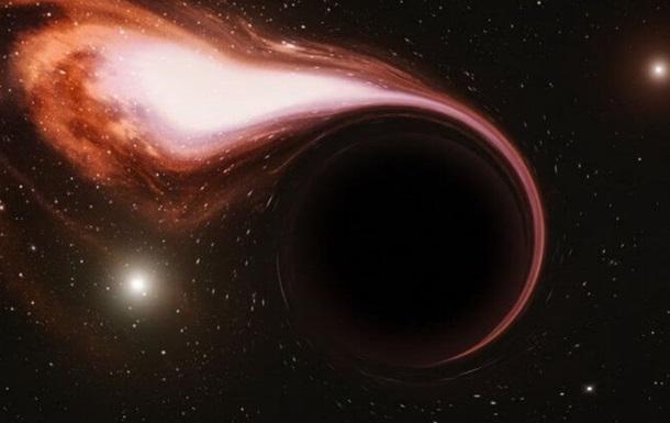 Ученые нашли математическое объяснение возникновения черных дыр