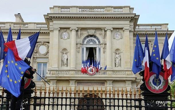 Париж підтримав ідею Зеленського про переговори з РФ