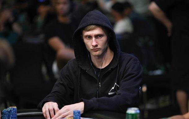 Украинец идёт среди лидеров чемпионата мира по покеру