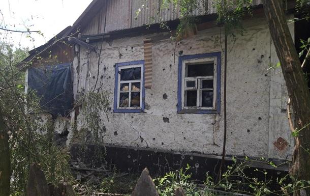 На Донбасі два села потрапили під обстріл - штаб