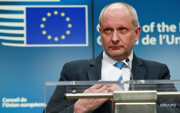 Призначено нового посла Євросоюзу в Україні
