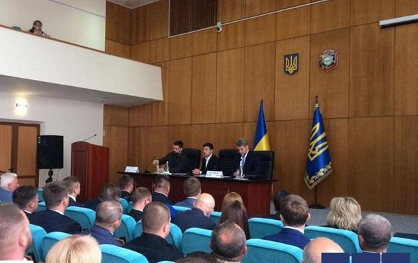 Новый глава Киевской ОГА Михаил Бно-Айриян