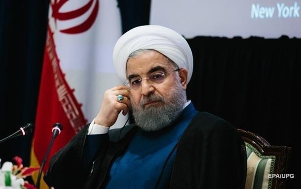 Президент Ірану назвав умови переговорів із США