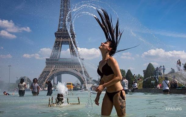 Режим НС у містах Європи. Як перемогти потепління