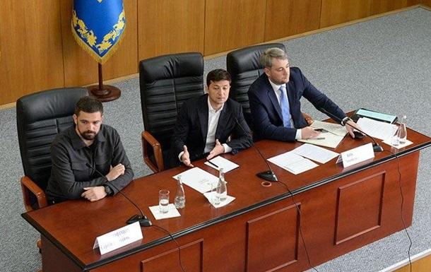«Выйди отсюда! Плохо слышишь?»: Зеленский взорвался на совещании в Борисполе