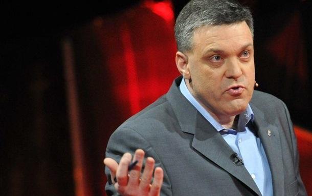 Тягнибок заявил, что заставит Зеленского «работать в интересах украинской нации»