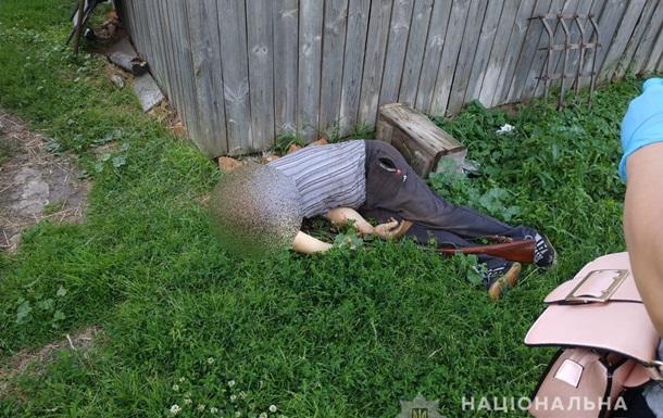 Під Києвом чоловік поранив викруткою співмешканку і застрелився