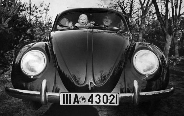 С конвейера сошел последний Volkswagen  Жук