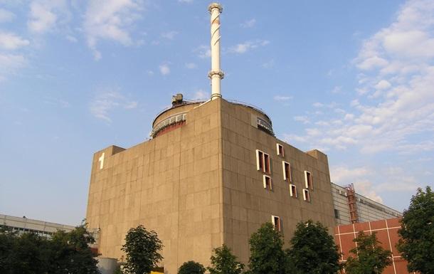 На Запорожской АЭС не работает половина энергоблоков