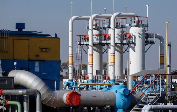 Імпортний газ подешевшав за місяць майже на $20