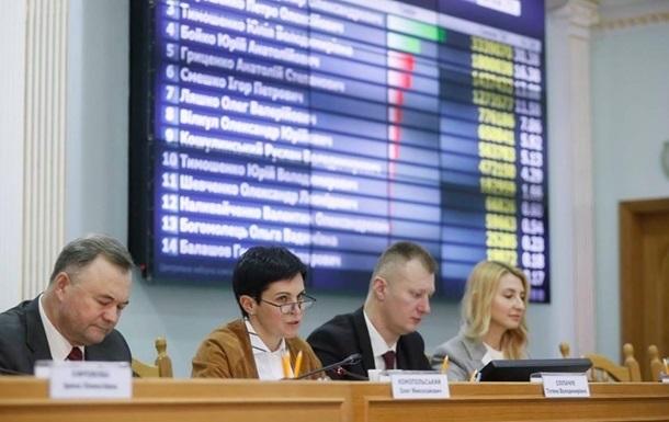 ЦВК зняла з виборів ще 26 кандидатів