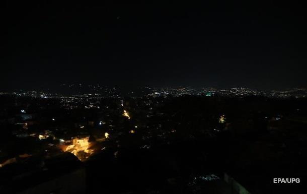 Столица Армении осталась без электричества
